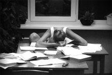 """"""""""""""""""" / дождь, ночь перед экзаменом.... уснула.)"""