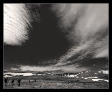 Люди. Горы. Небо... / *****