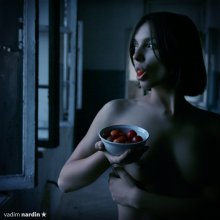 Про летние ягодки / модель : Катерина Левшова