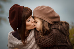 Мамина любовь / Осенняя сказка для мамы и доченьки