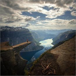 Всегда вместе / Норвегия, Троллтунга