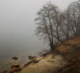 / У озера
