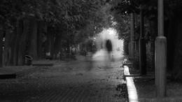 Унылая пора / Осень в Минске