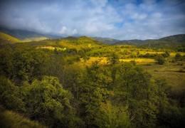 В горах / Средна-гора, Болгария