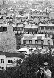 раннее утро в Париже / пленка 400asa