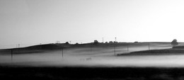 ЗА туманом / Раннее утро.