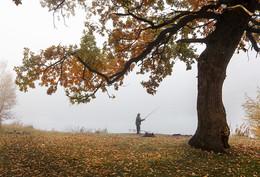 Ловец туманов / Городской ставок в Путиловском парке Донецка