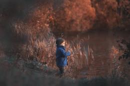 Что нас ждет на том берегу... / Фотосессия детей