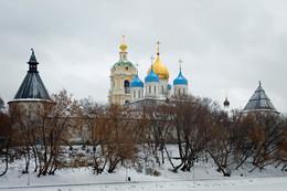 Монастырь / Новоспасский ставропигиальный монастырь, Москва
