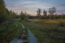 Осенний пейзаж / ***