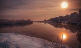 «Мороз» / Скоро ледостав на Десне!