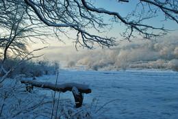 С первым снегом / Лесопарк сихов