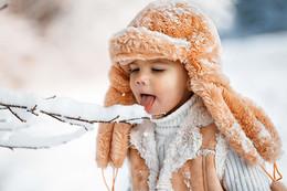 А вы помните вкус снега / Зимняя фотосессия!