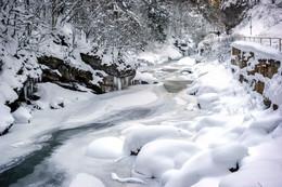 река Курджипс, Гуамское ущелье / ***