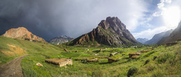 Долина Сарытаг / Таджикистан