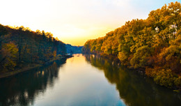 Осень на Десне / Десна в красках осени