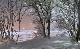 маленький город в Заполярье / Снежногорск