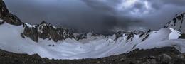 Перевал Двойной / Таджикистан