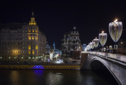 Балчуг / Новогодняя Москва