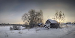 На краю деревни.. / Нижегородская область, Семеновский район