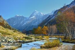 Осень в горах / Узункол