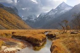 Осень в горах / Долина Мырды