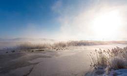 В поисках чистой воды / Холодное утро