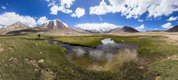 Реки Памира / Таджикистан, Горный Бадахшан