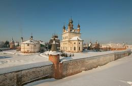 Юрьев-Польский. Михайло-Архангельский монастырь. / ***