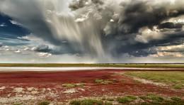Гнев небес / Соленые озера. Алтайский край.