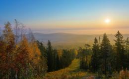 Утро туманное / Утренние краски
