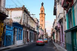 Старая Гавана / Вечер