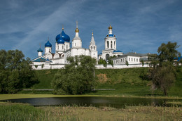Боголюбский женский монастырь. / ***