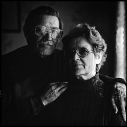 Без названия / портрет родителей