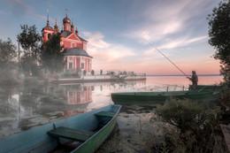 Сорвалась... / Воскресное утро в Переславле