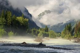 Утро после дождя / Большая вода Теберды