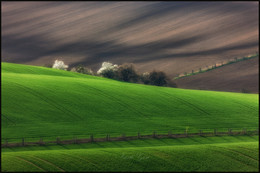 Свет волнистой долины / Южно-Моравские мотивы.
