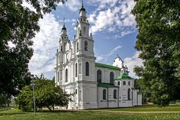 Софийский собор. / Софийский собор в Полоцке