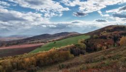 Осень / Октябрь. Восточный Казахстан.