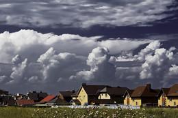 ПРИРОДА САМЫЙ ЛУЧШИЙ ХУДОЖНИК / Ветер рисует в облаках человеческие портреты