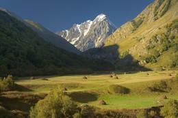 Утро в горах / Верховья Чегема