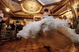 / Свадебный танец молодых