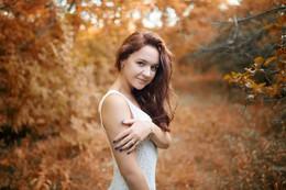 Ксения / Портрет красивой девушки