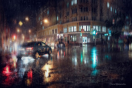"""Когда на улице дождь / Из серии """"Десять мгновений осени"""""""