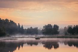 За утренним клевом / Пено, Тверская область