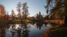 Царское Село / Фермский парк и Феодоровский собор