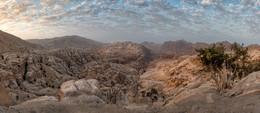 Библейские места / Вади Араба (Арабская долина) близ Петры