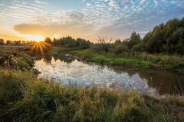 на исходе дня / Татарстан,пригород Казани