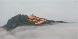 il paradiso è andato perduto / На прошлой неделе порадовала погода,туман был знатный
