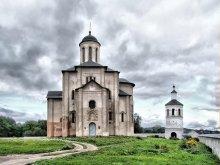 XII век / Храм Михаила Архангела в Смоленске